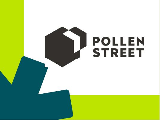ding x Pollen logo